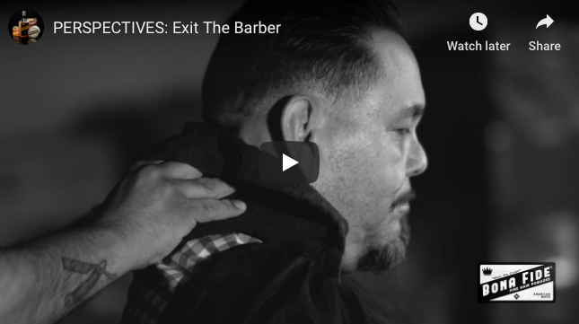 PERSPECTIVES: Exit The Barber