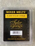 TYLER MIXER MELTS-WARM SUGAR COOKIE