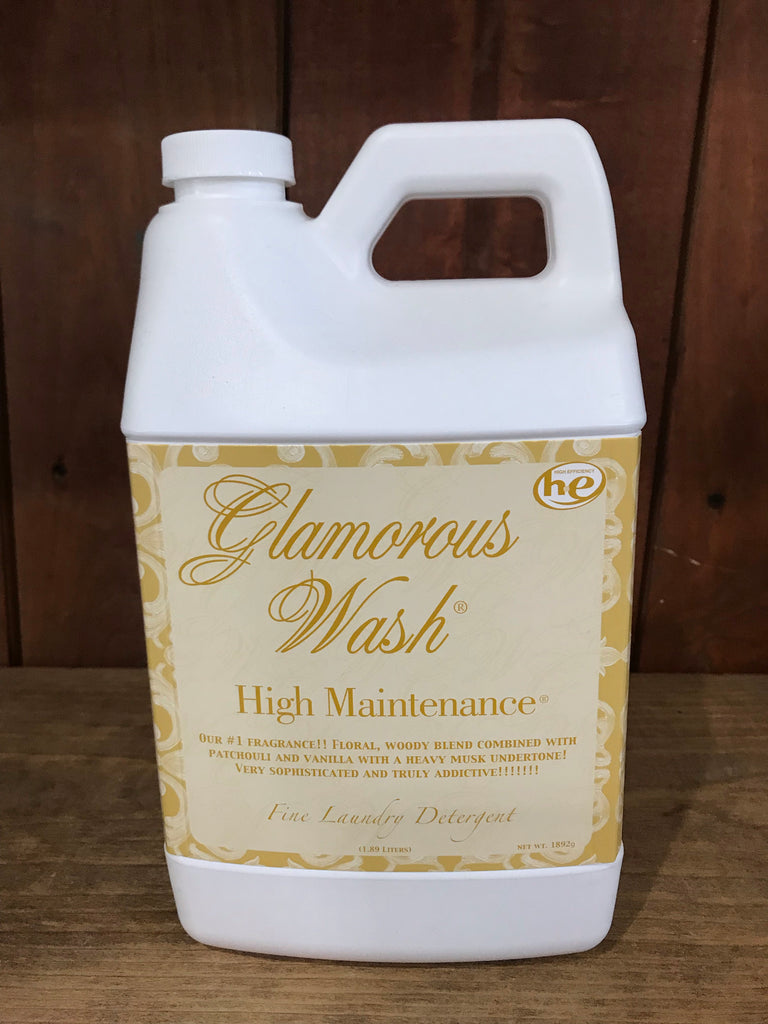 TYLER 1.89L GLAMOROUS WASH-HIGH MAINTENANCE