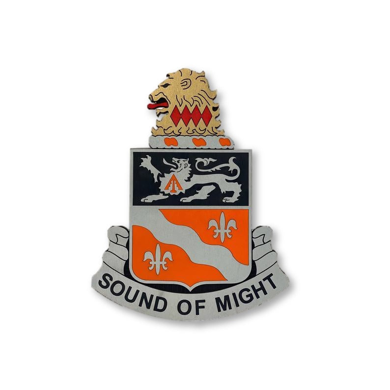 250th Signal Bn DUI (Sound if Might)