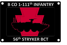 B Co 1-111th Infantry