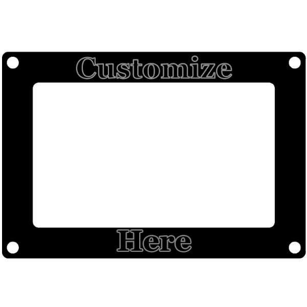 Customized Border