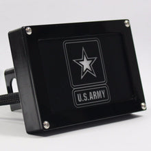 Military Flags & Patches Powered Hitch Cover