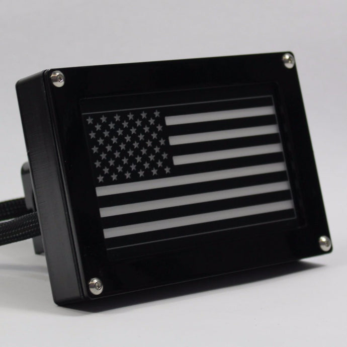 Stars & Stripes Powered Hitch Cover
