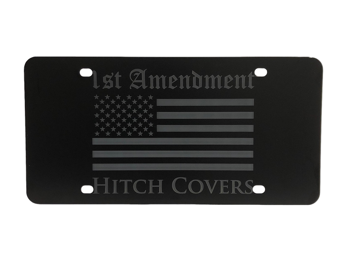 1st Amendment Hitch Covers