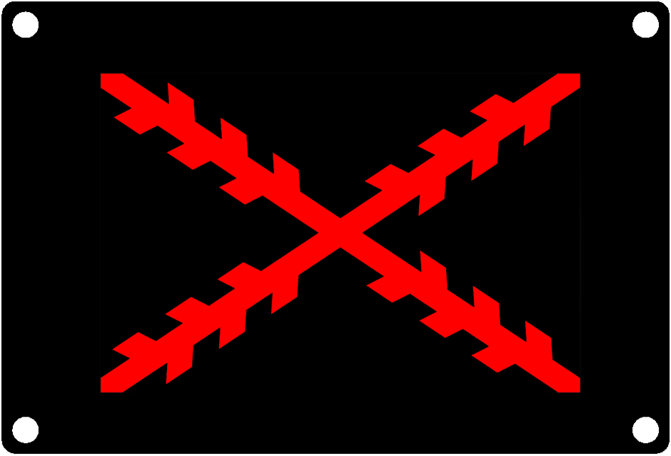 US Cross of Burgundy