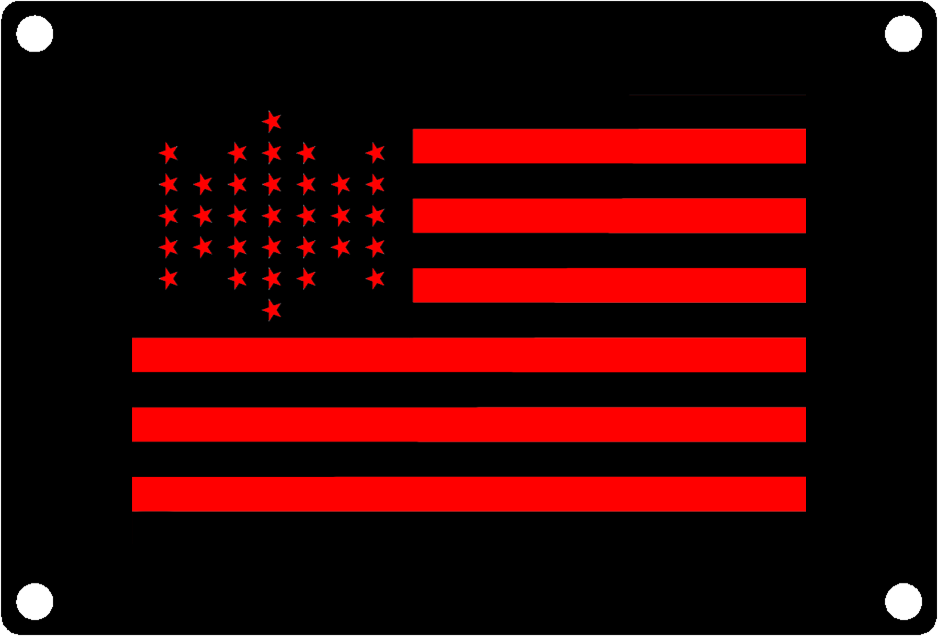 US Union Civil War Flag