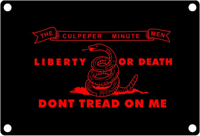 The Culpeper Minutemen Flag