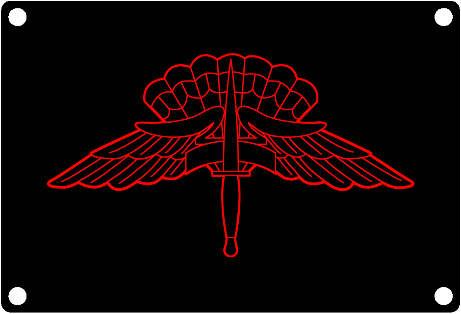 Military Freefall Parachutist Badge