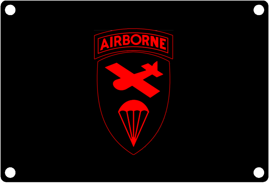 U.S Army Airborne Command with Tab