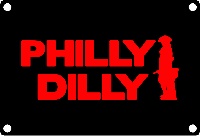 Philly Dilly (Replacement Flag)