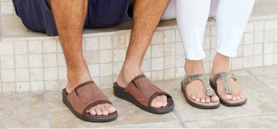 Sandal Cleaning Tips