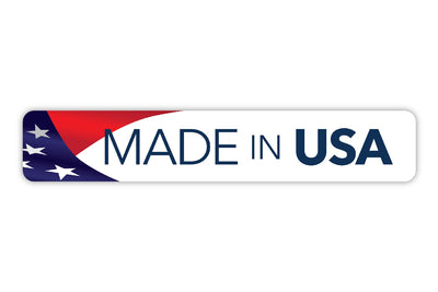 Products proudly made in the USA!