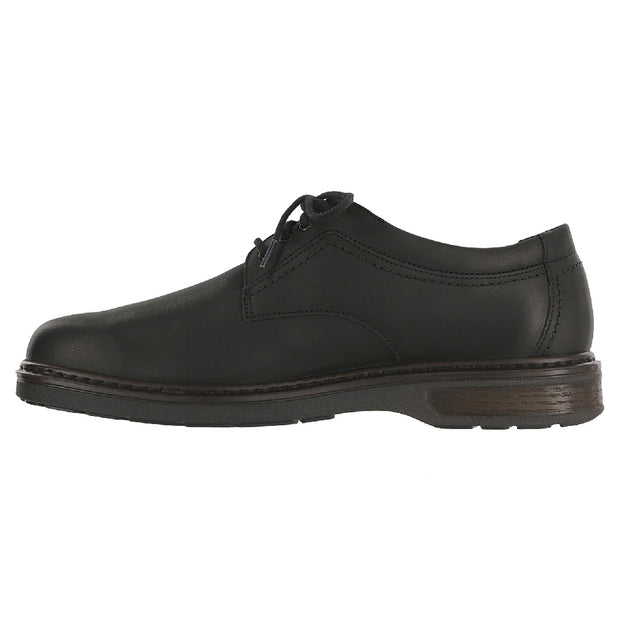 sas mens wide oxford aden black