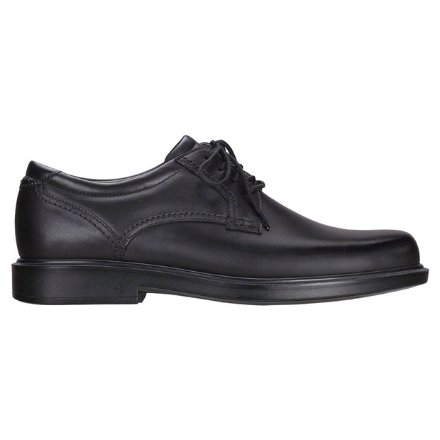 sas mens dress shoe ambassador black