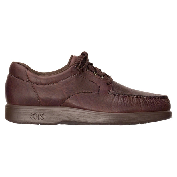 sas mens diabetic wide shoe bout time brown