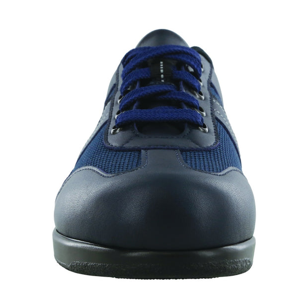 sas womens sneaker free time mesh navy
