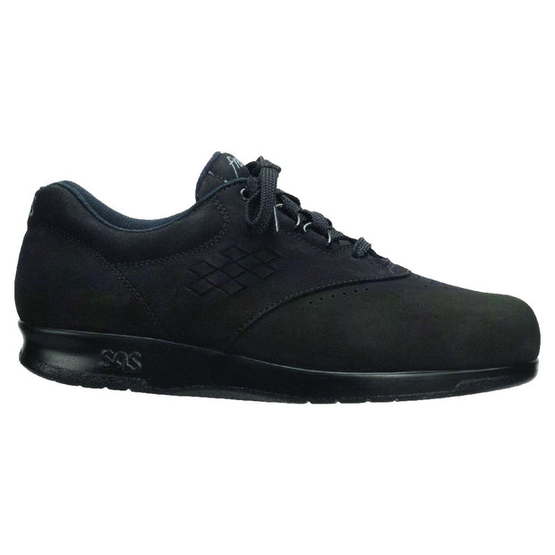 sas free time charcoal nubuck