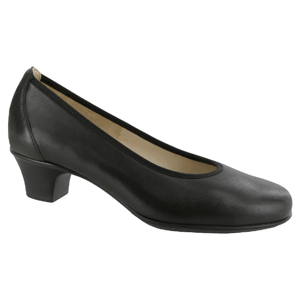 sas womens dress pump milano black