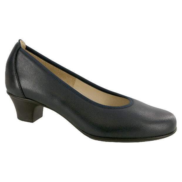 affordable price size 7 latest fashion Milano - Navy – SAS Shoes Yonkers