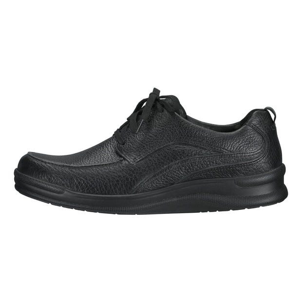 sas mens triple wide shoe move on black