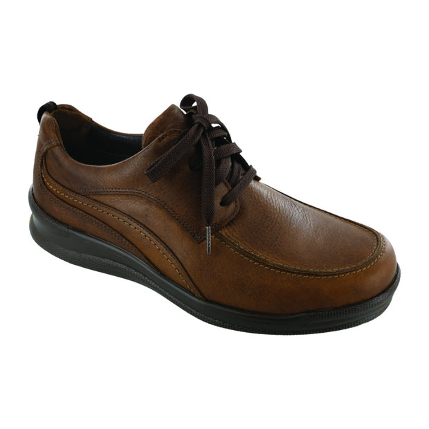 mens sas shoe move on brown