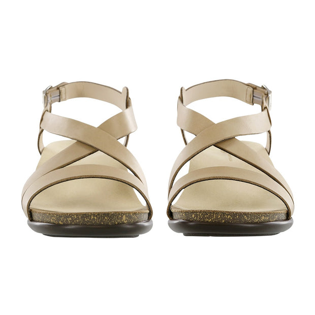 sas womens strappy evening sandal nouveau taupe