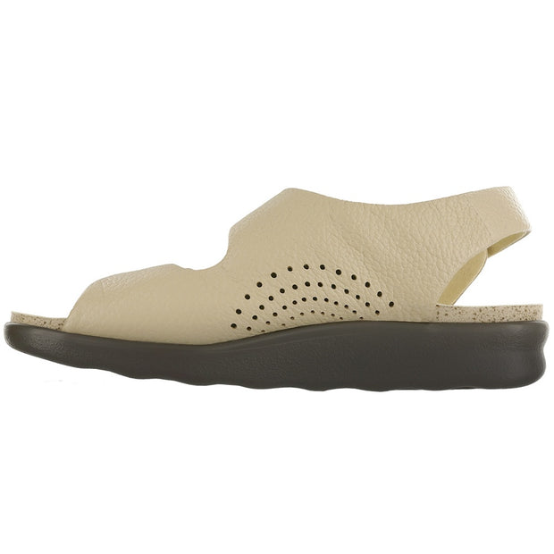 sas womens wide walking sandal relaxed natural