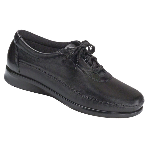 sas shoe traveler black