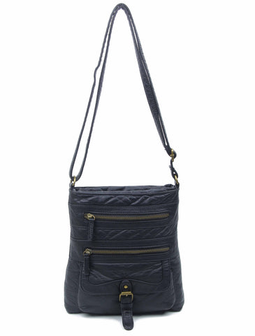 The Danni Crossbody - Black