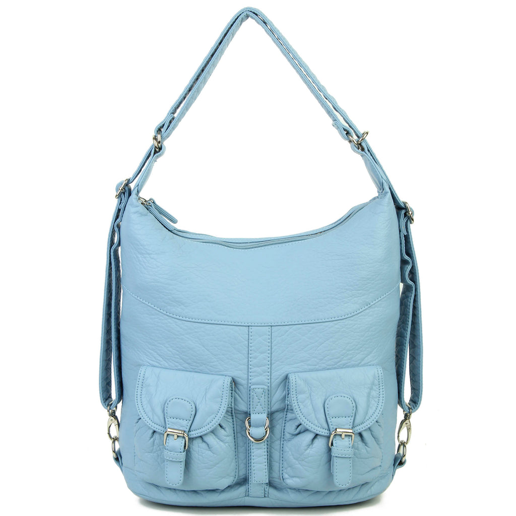 Janey Jane Convertible - Baby Blue - Ampere Creations
