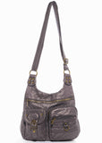 The Aria Crossbody - Black