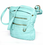 The Willa Crossbody - Mint