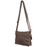Paige Crossbody - Grey - Ampere Creations