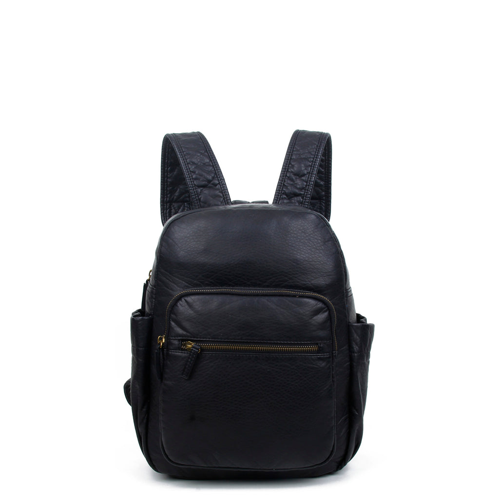 The Marie Backpack - Black - Ampere Creations