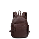 The Marie Backpack - Chocolate Brown - Ampere Creations