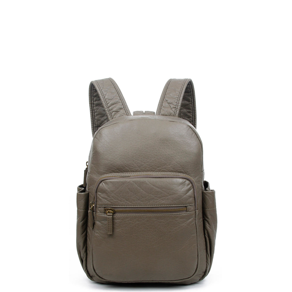 The Marie Backpack - Dark Grey - Ampere Creations