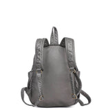 The Marie Backpack - Dark Silver - Ampere Creations