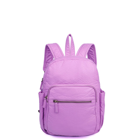 The Marie Backpack - Light Purple - Ampere Creations