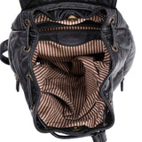 The Marion Backpack - Black - Ampere Creations