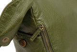 The Joia Convertible Sack Crossbody - Army Green - Ampere Creations