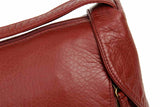 The Joia Convertible Sack Crossbody - Burgundy - Ampere Creations