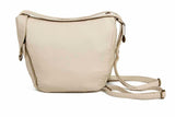 The Joia Convertible Sack Crossbody - Taupe