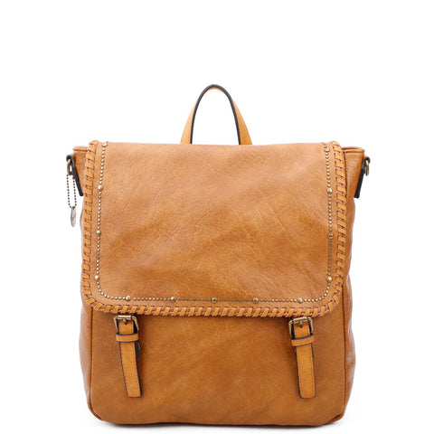 Carolina Backpack - Light Brown - Ampere Creations