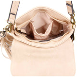 The Audry Crossbody - Beige - Ampere Creations