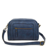 The Aime Crossbody - Blue - Ampere Creations