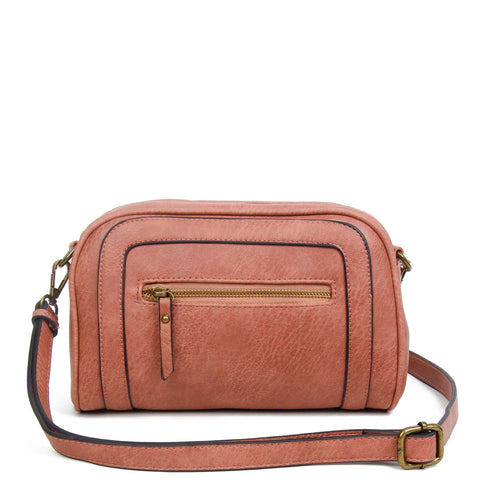 The Aime Crossbody - Nude - Ampere Creations