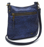 The Anna Crossbody - Blue