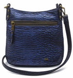 The Anna Crossbody - Blue - Ampere Creations
