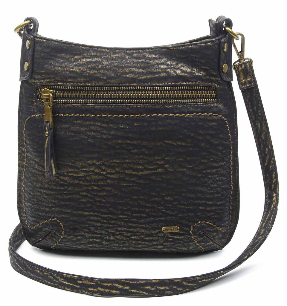 The Anna Crossbody - Gold - Ampere Creations
